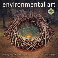 Environmental Art 2018 Wall Calendar by Amber Lotus Publishing