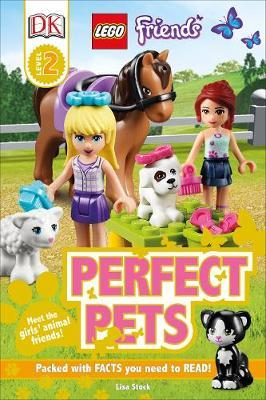 LEGO (R) Friends Perfect Pets by Lisa Stock image