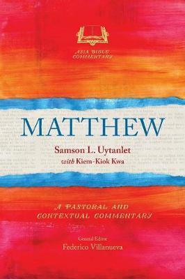 Matthew by Samson L Uytanlet