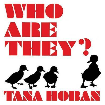 Who are They? Board Book by Tana Hoban image