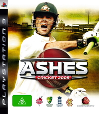 Ashes Cricket 2009 for PS3