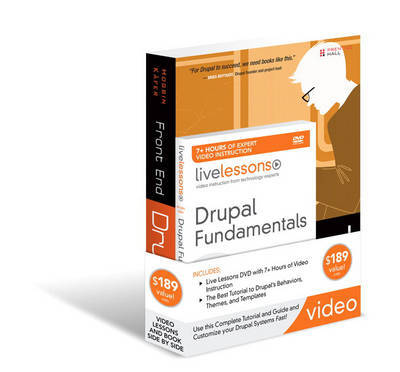 Drupal Fundamentals LiveLesson Bundle by Emma Jane Hogbin image