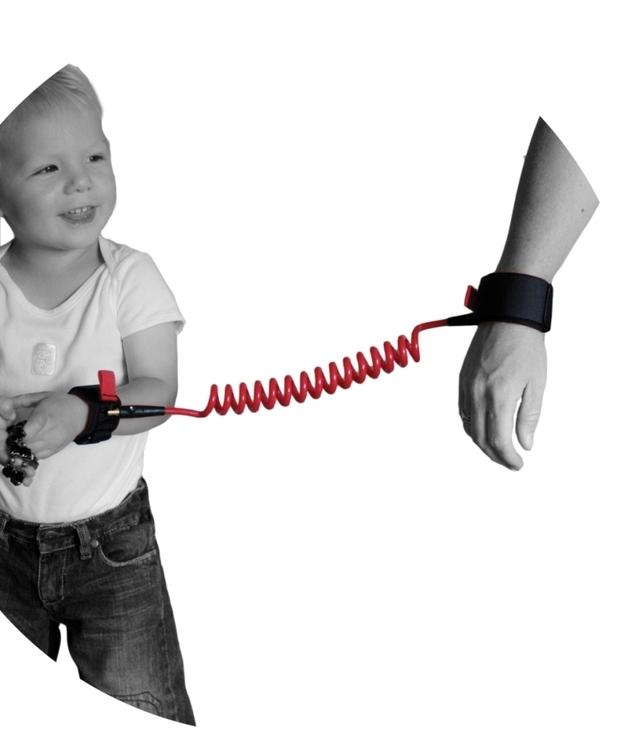 MooseNoose Toddler Safety Harness - Green image