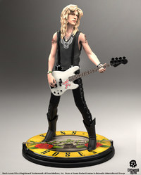 "Rock Iconz: Duff McKagan - 8.5"" Statue"