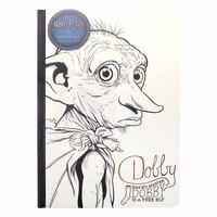 Harry Potter A5 Notebook - Dobby