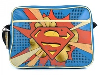 DC Comics: Superman (Thakkk!) - Retro Messenger Bag
