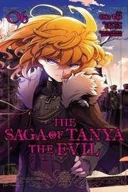 The Saga of Tanya the Evil, Vol. 6 (manga) by Carlo Zen