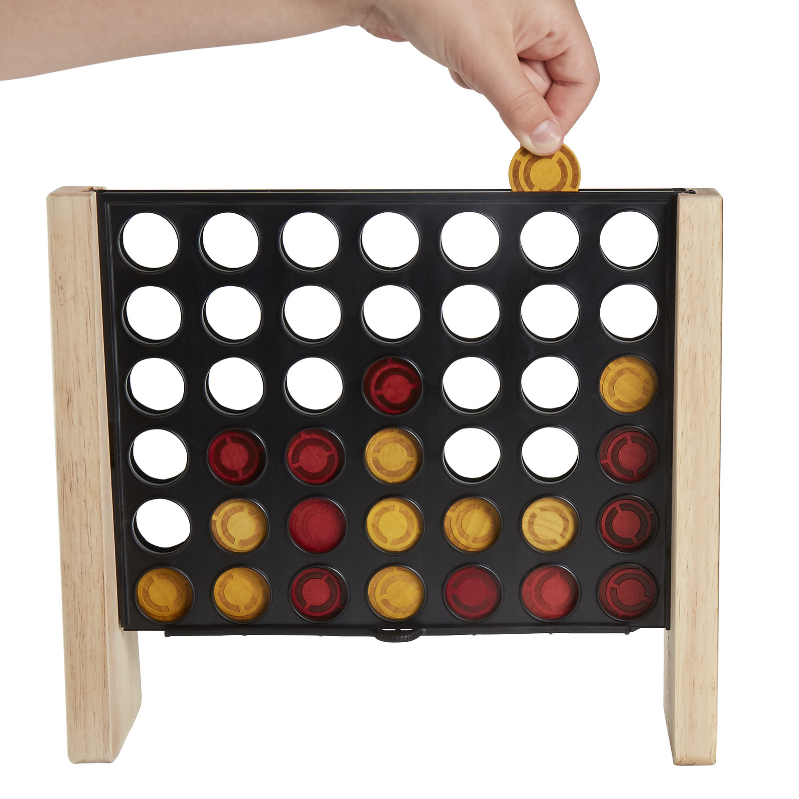 Connect 4 - Rustic Series Edition image