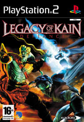 Legacy of Kain: Defiance for PlayStation 2