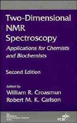 Two-Dimensional NMR Spectroscopy