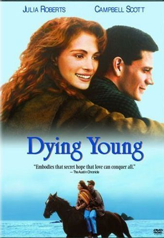 Dying Young on DVD