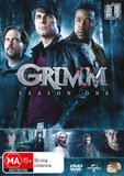 Grimm - Season One DVD