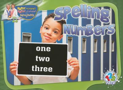 Spelling Numbers by Jean Feldman image