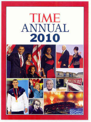 """""""Time"""" Annual: 2010 by Time Magazine"""
