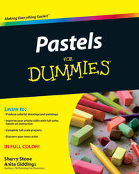 Pastels For Dummies by Sherry Stone Clifton image