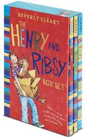 The Henry and Ribsy Box Set by Beverly Cleary