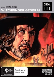 Witchfinder General on Blu-ray