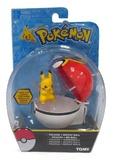 Pokémon: Pikachu & Repeat Ball - Clip n Carry Set