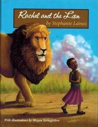 Rachel and the Lion by Stephanie Lainez image