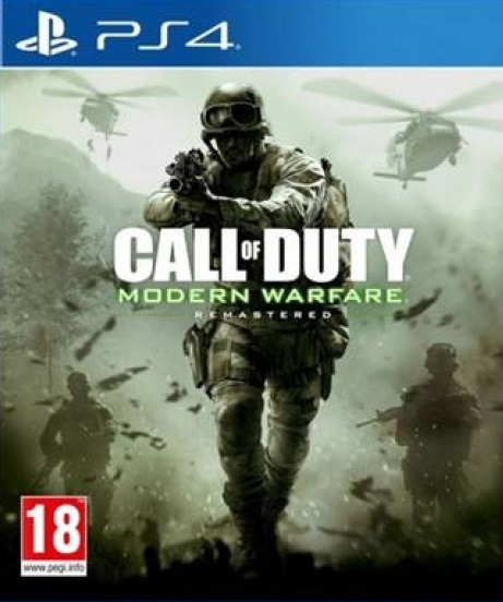 Call of Duty: Modern Warfare Remastered for PS4