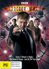Doctor Who (2007) - Series 3: Vol. 5 on DVD image