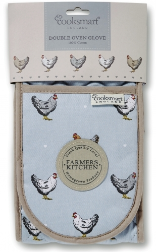 Farmers Kitchen Double Oven Gloves