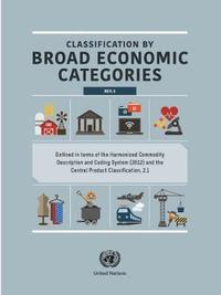 Classification by Broad Economic Categories, Rev.5 by United Nations Department for Economic and Social Affairs