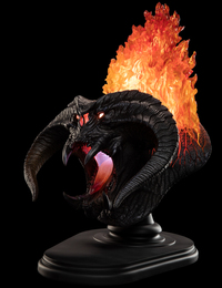 Lord of the Rings: The Balrog, Flame of Udûn - Creature Bust