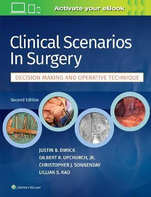 Clinical Scenarios in Surgery by Justin B. Dimick image