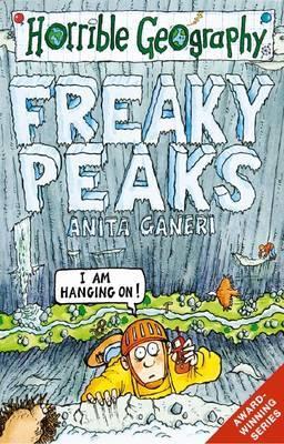 Freaky Peaks by Anita Ganeri image