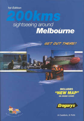 200kms Sightseeing Around Melbourne by A. Caddick image
