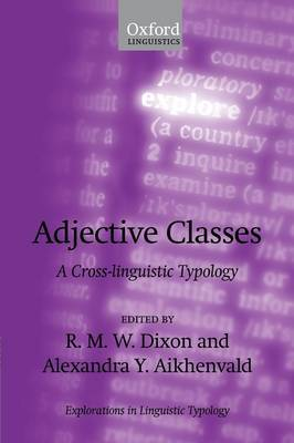 Adjective Classes image