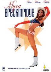 Myra Breckinridge on DVD