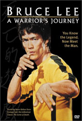 Bruce Lee: A Warrior's Journey on DVD