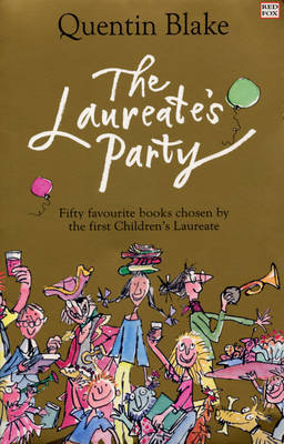 The Laureate's Party by Quentin Blake image