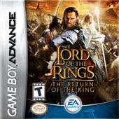 Lord Of The Rings: Return of the King for GBA