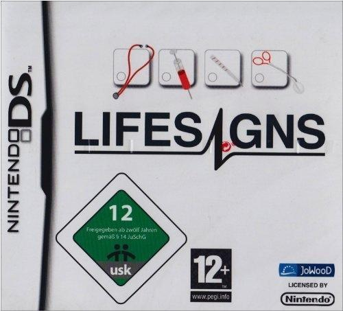 Lifesigns: Surgical Unit (aka Lifesigns: Hospital Affairs) for Nintendo DS