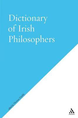 Dictionary of Irish Philosophers image