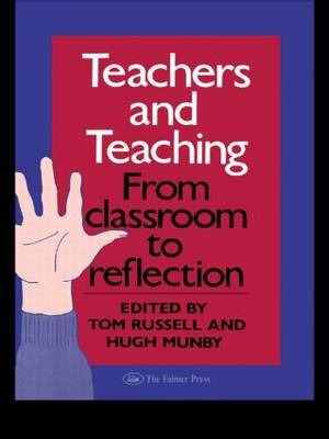 Teachers And Teaching by Hugh Munby image