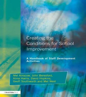 Creating the Conditions for School Improvement by Mel Ainscow image