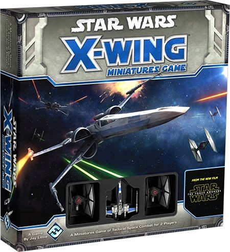 Star Wars The Force Awakens Core Set image