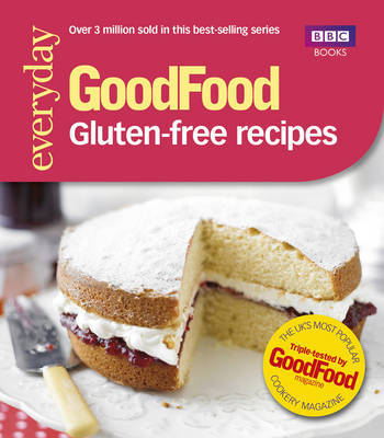Good Food: Gluten-free recipes by Good Food Guides image
