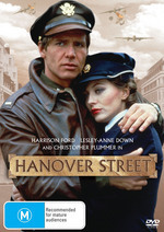 Hanover Street on DVD