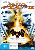 Android Apocalypse on DVD