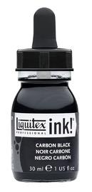Liquitex: Acrylic Ink - Carbon Black (30ml) image