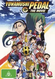 Yowamushi Pedal - The Movie on DVD