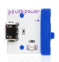 LittleBits: P3 USB - Power Bit