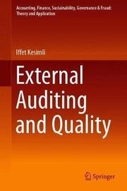 External Auditing and Quality by Iffet Kesimli