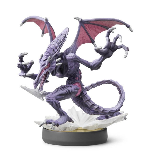 Nintendo Amiibo Ridley - Super Smash Bros Ultimate for