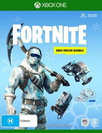 Fortnite: Deep Freeze Bundle for Xbox One